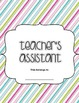 Teacher's Organizer Soft Colors Cover Pages {Editable} FREE