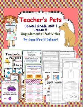 Teacher's Pets (Journeys Unit 1 Lesson 5)