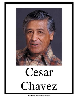 Teaching Cesar Chavez MegaPack