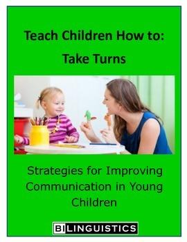 Teaching Children How To: Take Turns