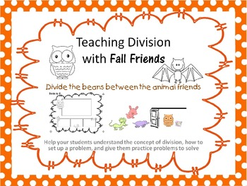 Teaching Division with Fall Friends