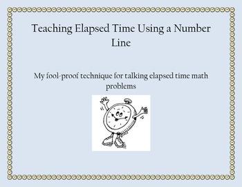 Teaching Elapsed Time