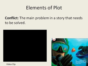 Elements of Plot: An Introduction with Finding Nemo and Mi