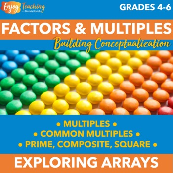 Teaching Factors with Arrays 4.OA.B.4