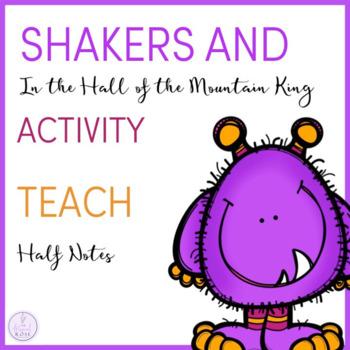 Teaching Half Notes through In the Hall of the Mountain Ki