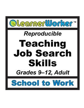 Teaching Job Search Skills