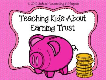 Teaching Kids About Earning Trust