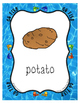 Teaching Letter P Beginning Sound Go Fish Card Game ~ Alph