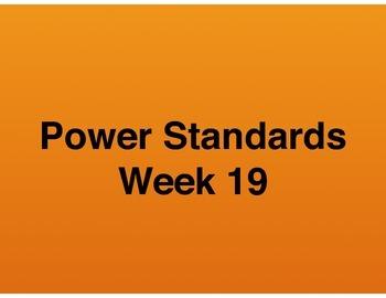 Teaching Presentations Week 19 - Language Arts Power Stand