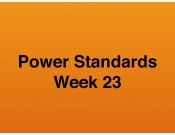 Teaching Presentations Week 23 - Language Arts Power Stand
