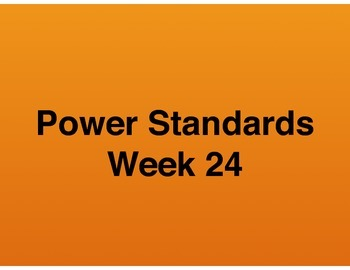 Teaching Presentations Week 24 - Language Arts Power Stand