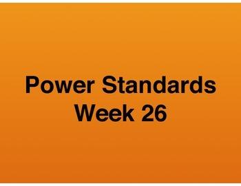 Teaching Presentations Week 26 - Language Arts Power Stand