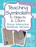Teaching Symbolism in Literature With Objects & Colors - C