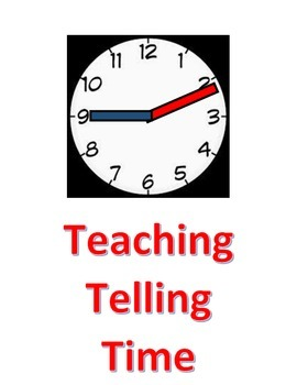 Teaching Telling Time