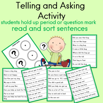 Teaching Telling and Asking Activity