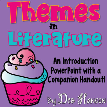Themes in Literature PowerPoint