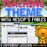 Mastering Theme with Aesop's Fables