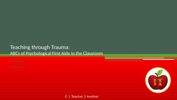 Teaching Through Trauma Presentation