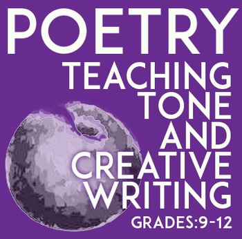 Fun Poetry Exercise To Teach Creative Writing and Tone: Wi