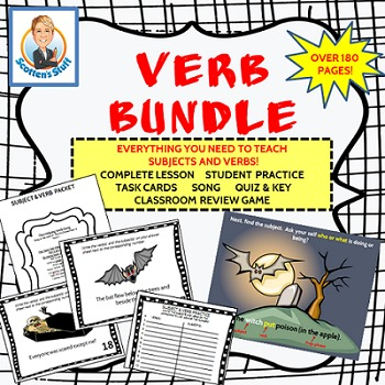 Teaching Verb Bundle