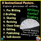 Writing Center Display Charts and Student Tracking System