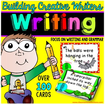 Creative Writing Exercises BUNDLE