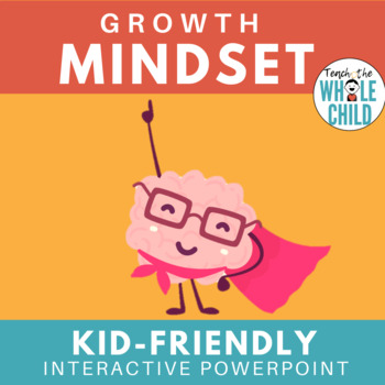 Positive review for TpT Growth Midset Interactive PPT