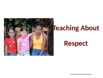 Teaching about Respect Lesson