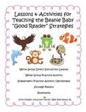 Teaching the Beanie Baby Animal Good Reading Strategies Ac