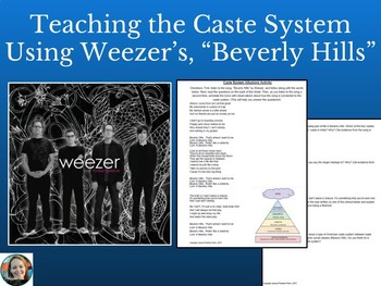 Teaching the Caste System using Weezer