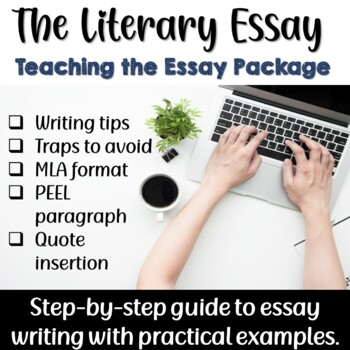 Teaching the Essay Package