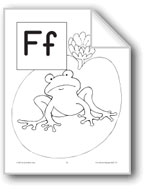 Teaching the Letter: Ff