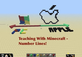 Teaching the Number Line with Minecraft - Student Instruct