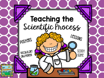 Teaching the Scientific Process/Method Posters, Activities