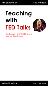 TED Talks Lesson (The Dangers of Willful Blindness)