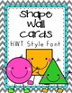 Teal-Grey-Yellow Wall Cards BUNDLE