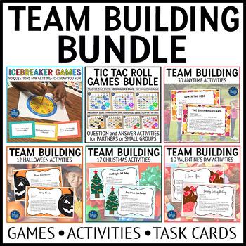 Team Building Activities Bundle