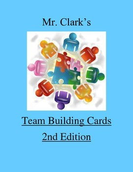 Physical Education Team Building Cards 2
