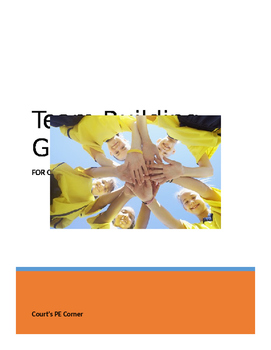 Team Building Games for Physical Education