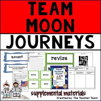Team Moon Journeys 6th Grade Supplemental Materials