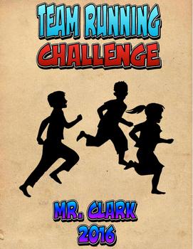 Team Running Challenge