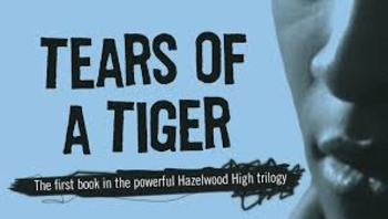 Tears of a Tiger by Sharon Draper Part 3 Crossword Puzzle