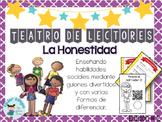 #lomejorde2016 Teatro de lectores- 02 La Honestidad(Reader