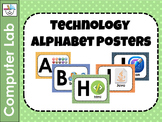 Technology Alphabet Posters