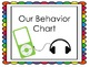 Technology Behavior Clip Chart