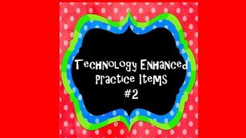 Technology Enhanced Item Review