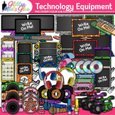 Technology Equipment Clip Art
