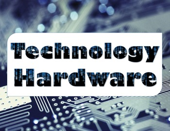 Technology Hardware Word Wall Terms