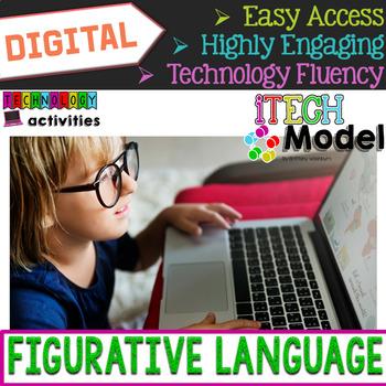 Technology Lessons Unit on Figurative Language and Technol