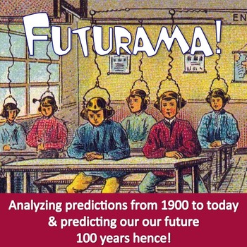 Technology Predictions from 1900 to today and BEYOND!